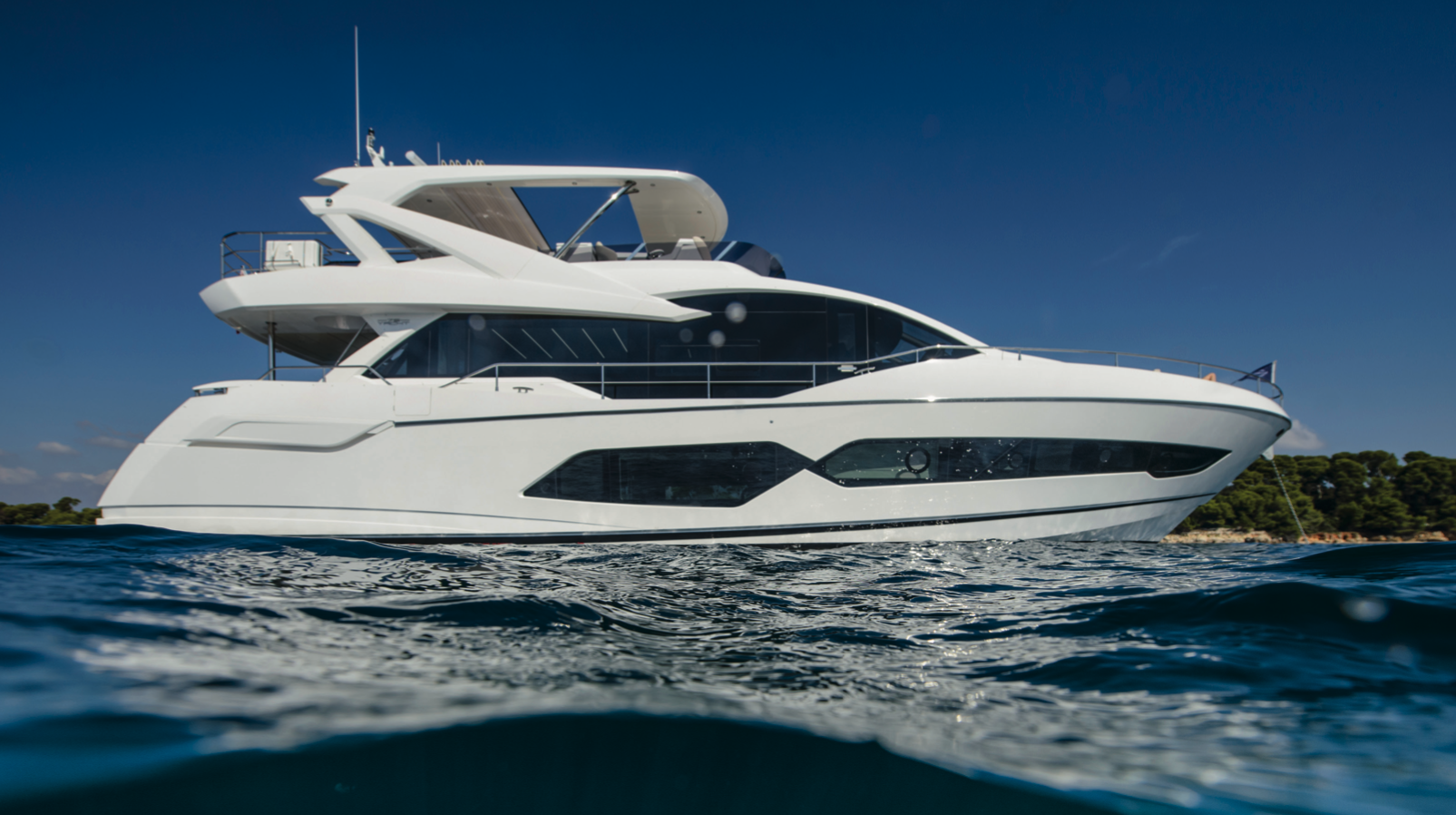 stabilization system yacht