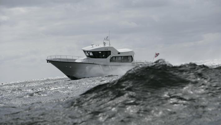 Sleipner testbåt